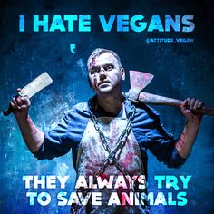 To be Vegan simply means to love animals and therefore not to hurt them ! * #vegan #meatismurder #friendsnotfood #food #eatyourownleg #evolve #muscle #sexy #lol #workout #proteins #funny #meme #vegancommunity #evolution #peace #love #spirituality