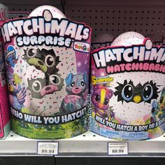 Spotted these at They are so adorable! Cannot wait for season 5 to be in stores! Toys R Us Canada, Top Toys, Toy Collector, Seasons, Club, Canning, Instagram, Seasons Of The Year, Home Canning