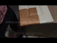In this instructional video we explain how to apply interior film products to a formed door. There is an extensive range of interior film finishes available . Scott Davis, Epoxy, How To Apply, Doors, 3d, Film, Interior, Youtube, House