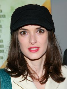 "Winona Ryder Photos - Premiere Of ""The Ten"" - Inside Arrivals - Zimbio"