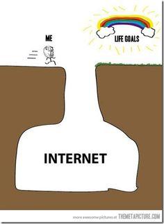 Sad but true :)