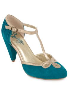 Beautiful heels from Seychelles, $76. Possibly my favorite shoe brand. They satisfy my love for retro heels.
