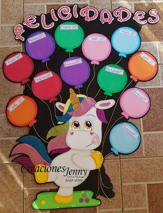 Birthday Bulletin Boards, Classroom Birthday, Classroom Board, Birthday Board, Classroom Displays, Classroom Decor, Board Decoration, Class Decoration, School Decorations
