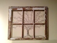 Branching Out Wire Sculpted Tree of Life Vintage by deliziare