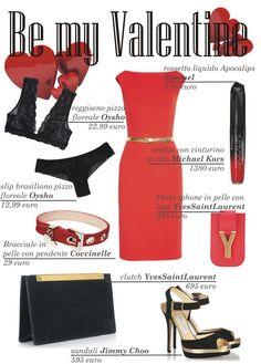 #14 || SS || BE MY VALENTINE ‹ Blogging Fashion