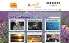 Algumas mensagens especiais ficam apenas no blog  Acesse a página para ler mais  www.tginspira.com.br/blog  Tânia Gorodniuk
