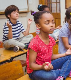 why yoga should be taught in elementary schools