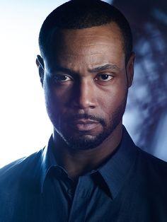 Isaiah Mustafa as (Luke Garroway) #Shadowhunters