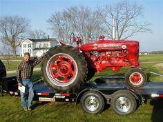 1953 Farmall Super M for sale Vintage Tractors, Vintage Farm, Farmall Super M, Tractor Pictures, Farmall Tractors, Ih, Vintage Farmhouse, Antique Tractors
