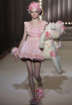liz lisa fashion week