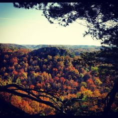 Red River Gorge - October in KY