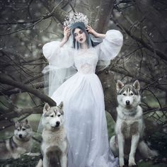 Photographer Brings Russian Fairy Tales and Folklore to Life Through Beautiful Photos | Blaze Press