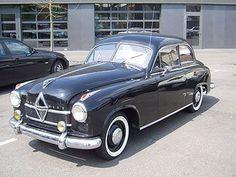 Borgward Hansa 1800D-Diesel - Bauzeit: 1952-1954