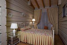 спальня в бревенчатом доме - Поиск в Google
