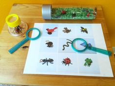 Preschool Science Center - Science Activities For 3-year-olds