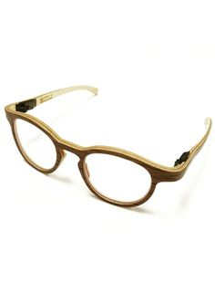 Branch out from everyday #eyewear with lightweight, wooden ROLF #Spectacles.