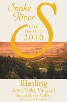 #wow Our #Late Harvest Riesling has a rich honey texture, complimented with grapefruit and peach aromas. Its crisp minerality and acidity balance the sweetness.
