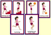 Flashcards set 2 Physical Education (P.E.) Resources