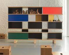 Histoire de Design : Charlotte Perriand et le Japon – Les Bibliothèques