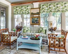 Chinoiserie, South Carolina Homes, Bentwood Chairs, Low Cabinet, Countertop Materials, Low Country, Country French, House And Home Magazine, Decoration