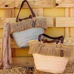 Bags for The beach Beach Basket, Summer Deco, Bags 2017, Ibiza Fashion, Carry All Bag, Straw Tote, Boho Bags, Basket Bag, Summer Bags