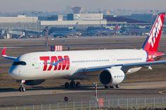 https://flic.kr/p/BajfUP   TAM Linhas Aéreas Airbus A350-941cn 024 F-WZFS // PR-XTA