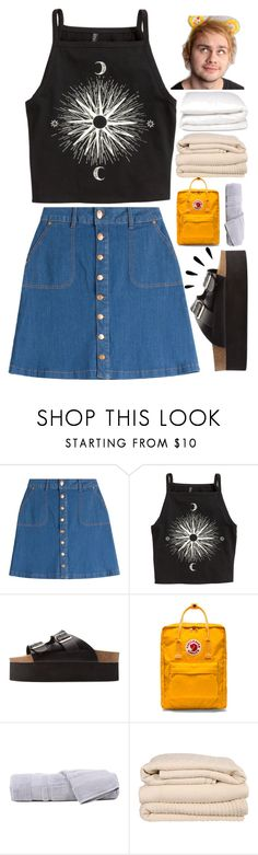 """WE'LL PISS OFF THE NEIGHBORS.✧"" by c-astaway ❤ liked on Polyvore featuring HUGO, H&M, Charlotte Russe, Fjällräven, Hamam, Brahms Mount, Selfridges, Old Navy, women's clothing and women"