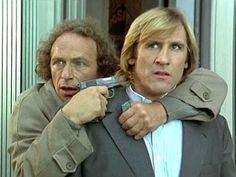 Les Fugitifs Gérard Depardieu et Pierre Richard 1986