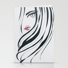 Buy Girl Power Black and White Stationery Cards by lorimoro. Worldwide shipping available at Society6.com. Just one of millions of high quality products available.
