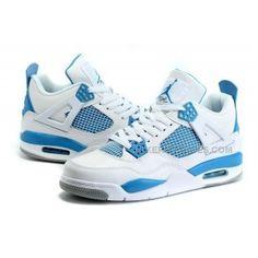 pretty nice 9c842 4b69b Air Jordan 4 Military Blue