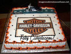 fotos de cumpleaños para motociclistas