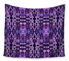 Medeaquilt by Nina May Wall Tapestry
