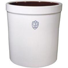 $41.99 Ohio Stoneware 3gal Crock (3GC) - Canning Jars, Kits & Accessories - Ace Hardware