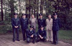 Brigadiers GEWA Veenhuizen 1980