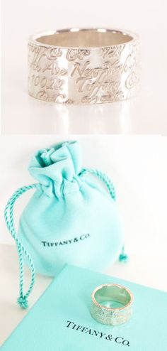 Tiffany Notes Ring <3