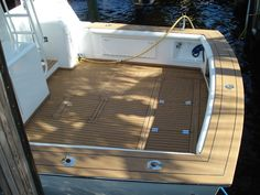 Corrosion resistance Marine Boat Deck , synthetic boat deck with low budget