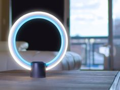 This futuristic lamp by GE can do everything an Amazon Echo does (AMZN GE)