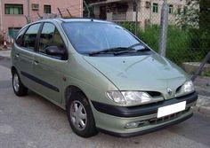 N°19 Renault Scenic  1999 1,9 dci 120 cv Gris foncé