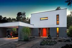 Kundenhaus Familie Cornelius – Ein Haus setzt Kontraste.