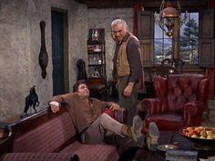 "Bonanza: ""Joseph, get your feet off the table!"""