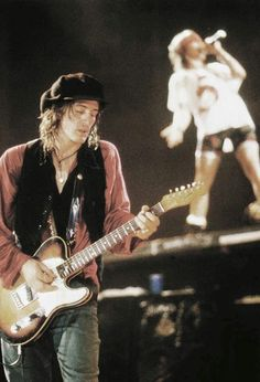Stradlin and Rose