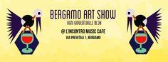 #Arte: È arrivato il Bergamo Art Show! Di Claudine Strummer