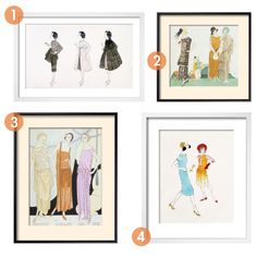 Great Gatsby Inspiration: Art Deco and 1920s Style