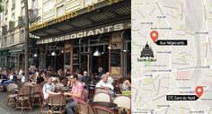 Paris: 5 Foodie Hot Spots Not to be Missed - St Christopher's Inns