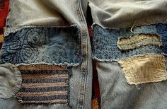 old knees by jude hill, via Flickr
