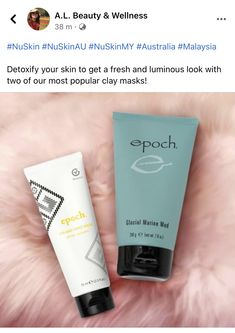 Ageloc Galvanic Spa, Nu Skin, Clay Masks, Epoch, Beauty Skin, Wellness, Personal Care, Products, Self Care