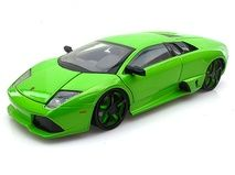 Lamborghini Murcielago LP-640 1/24 Green