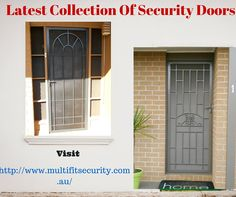 Pay less and get a crime guard security doors online in Melbourne, just visit site or call us at- 03 9706 9938 Security Doors, Doors Online, Security Cameras For Home, Melbourne, Crime, Garage Doors, Windows, Outdoor Decor, Design