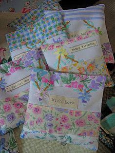 HenHouse Emporium: lavender sack