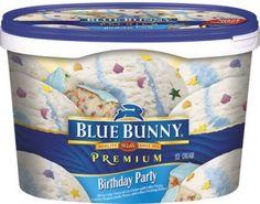 Blue Bunny Ice Cream Flavors